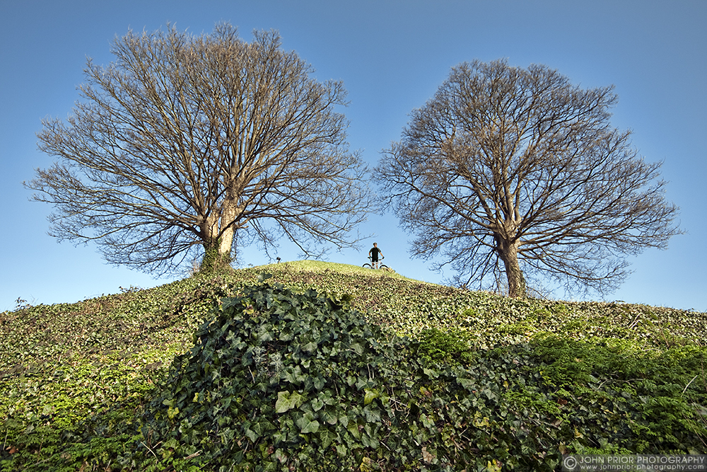 photoblog image The mound, Oxford