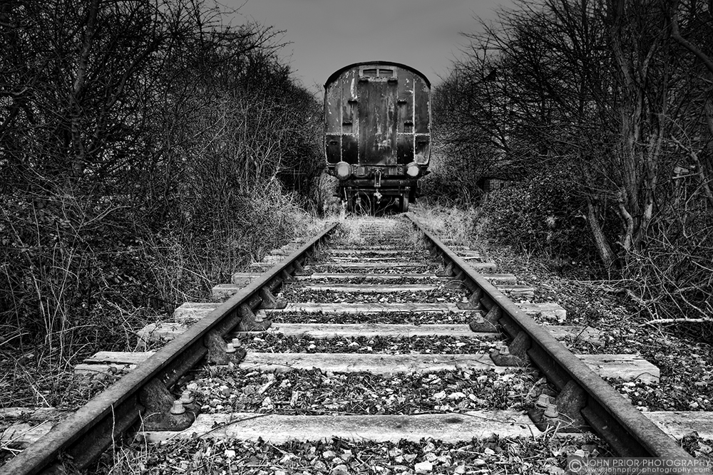 photoblog image The end of the line