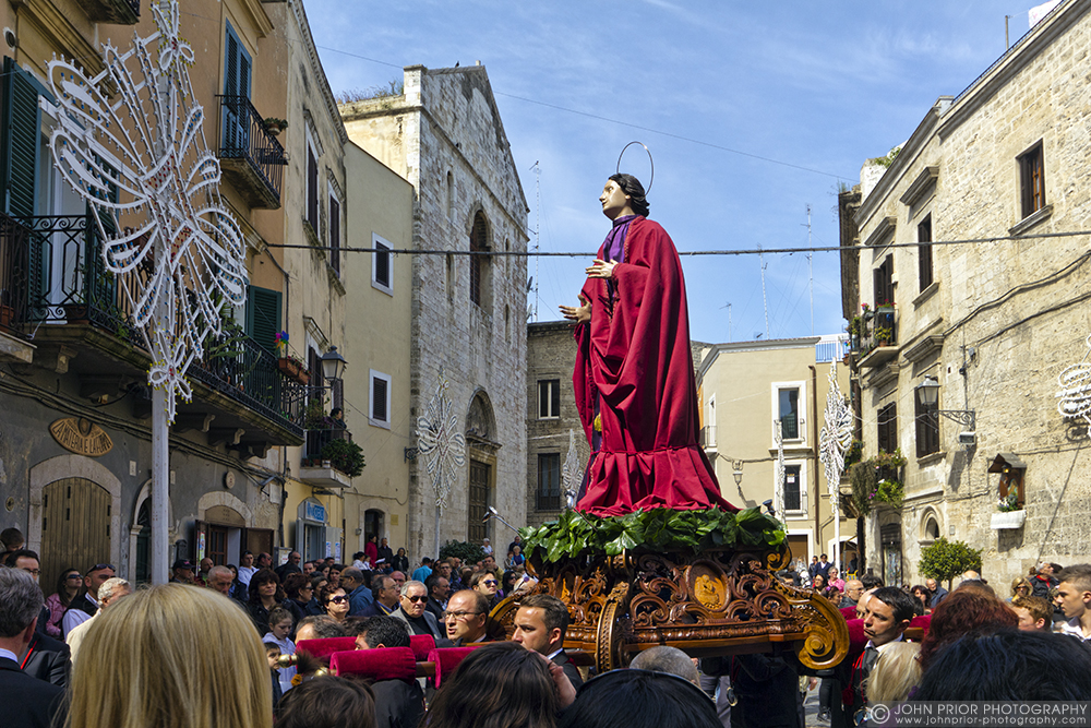 photoblog image Procession of the Mysteries III