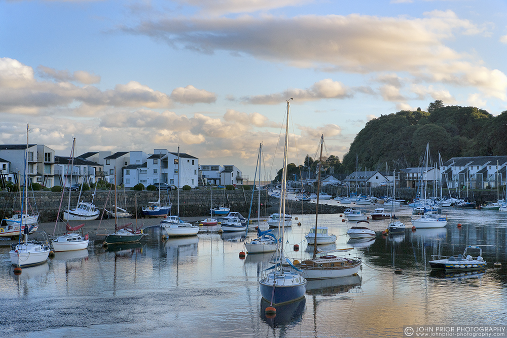 photoblog image Porthmadog evening