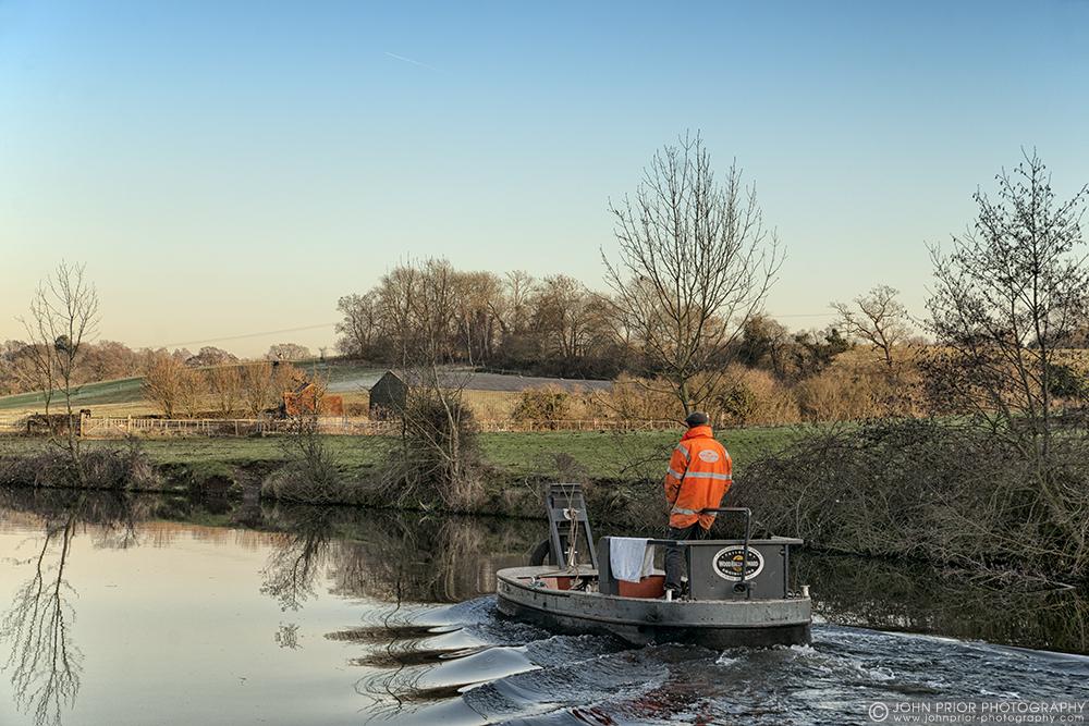 photoblog image Canal landscape