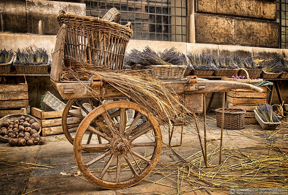 photoblog image Parisian market