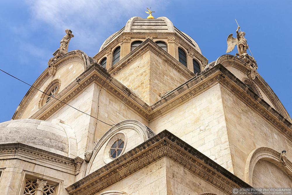 photoblog image Cathedral of St. James, Šibenik