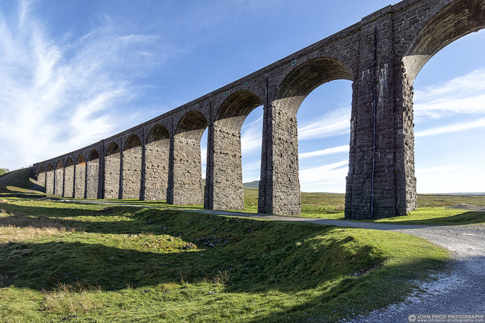 photoblog image Ribblehead Viaduct