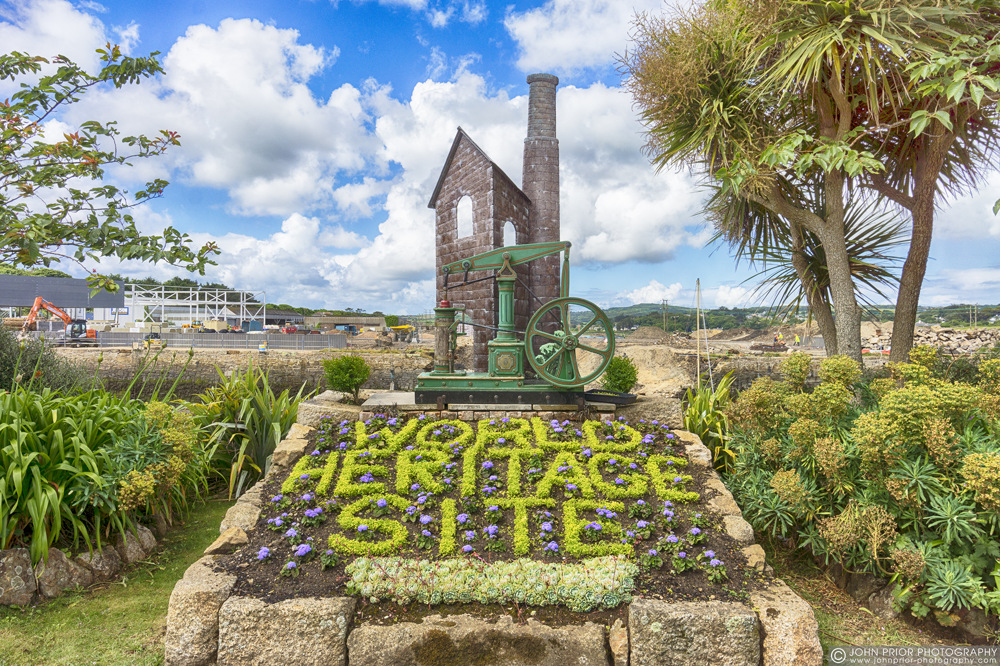 photoblog image Hayle: loss of heritage status?